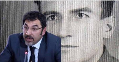 Ministri i r Blendi Çuçi - dhe Edip Çuçi