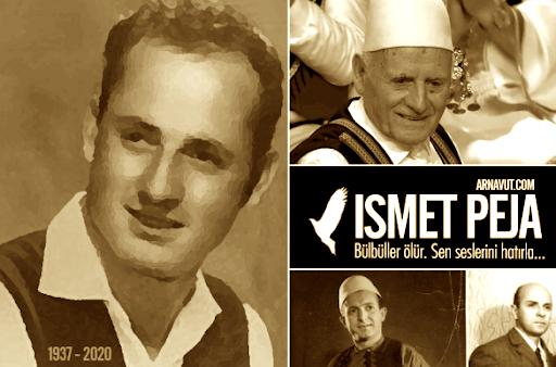 Ismet Peja (1937-2020) kolazh fotosh