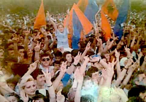 Protesta e Lushnjes - 4 janar 1991