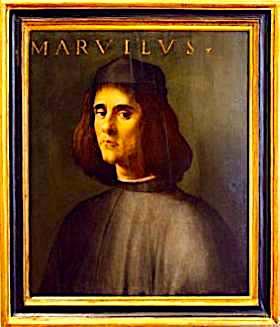 Portreti i Mikeles, vepër e Ridolfo del Ghirlandaio (1520)