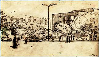Lushnja e viteve '80 - skice nga Leonard Pervizi