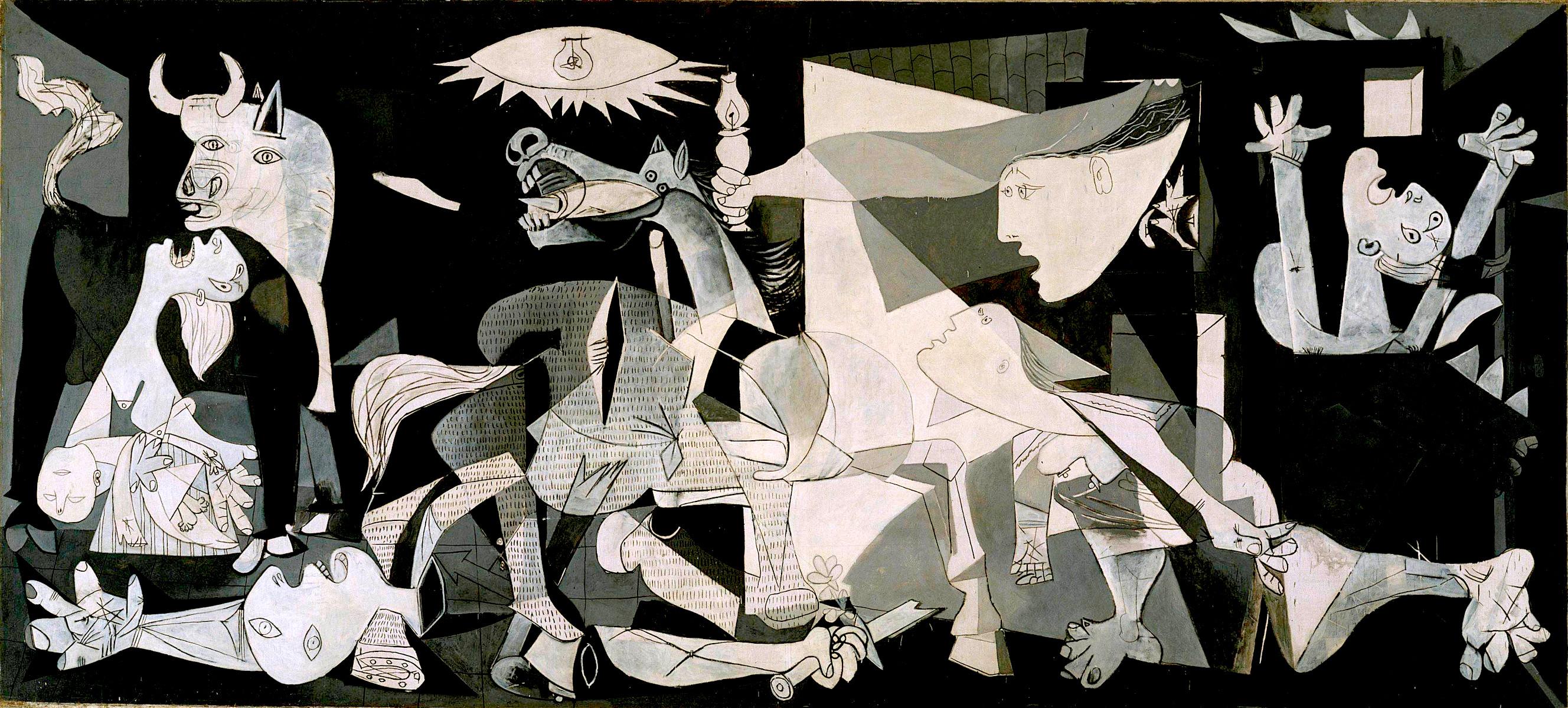Guernica - Pablo Picasso -1937