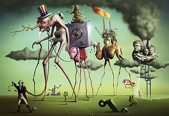 Globalizmi... sipas Salvator Dali