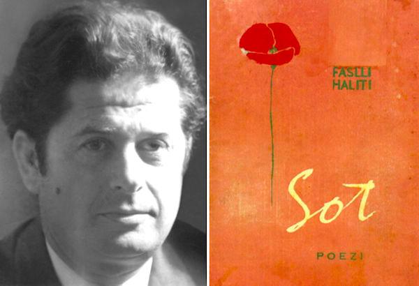 """Faslli Haliti - dhe libri më i mirë i tij """"Sot"""" - 1969"""
