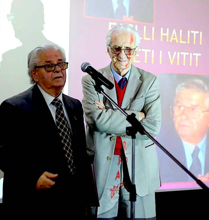Faslli Haliti & Nasho Jorgaqi