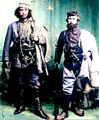 Cerçiz Topulli dhe Mihal Grameno luftëtarë të lirisë
