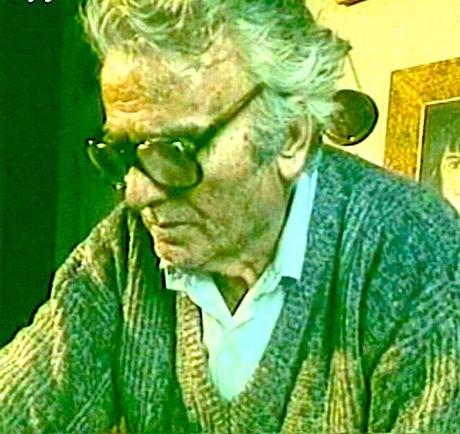 Petro Marko në vitet e fundit të jetës