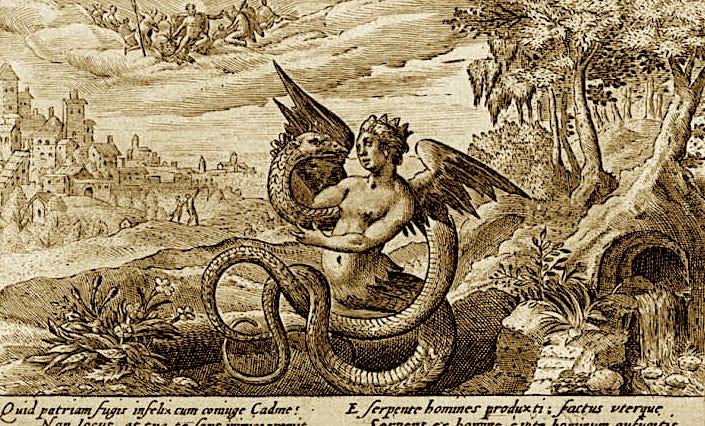 Gjarperi - simbol i Ilireve