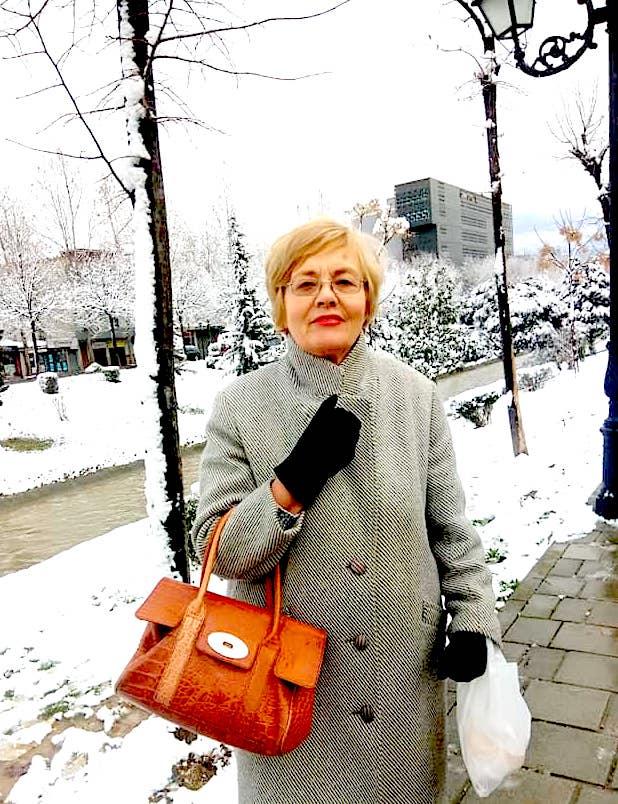 Elfrida Bejko - Tiranë, 14 shkurt 2021