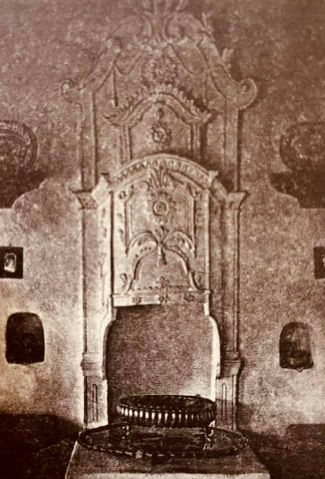 Oxhaku i Sokolajve rreth të cilit Ramadani  dëgjonte rrëfimet