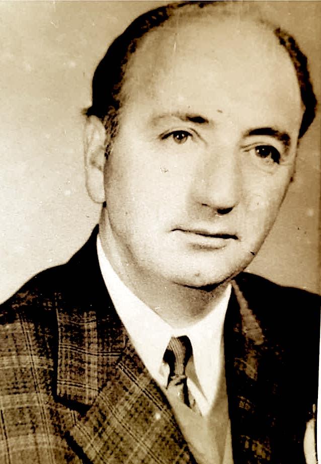 Gjuhtari dhe studiuesi Palok Daka