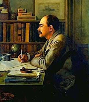 Rudyard Kipling i(1865-1936)