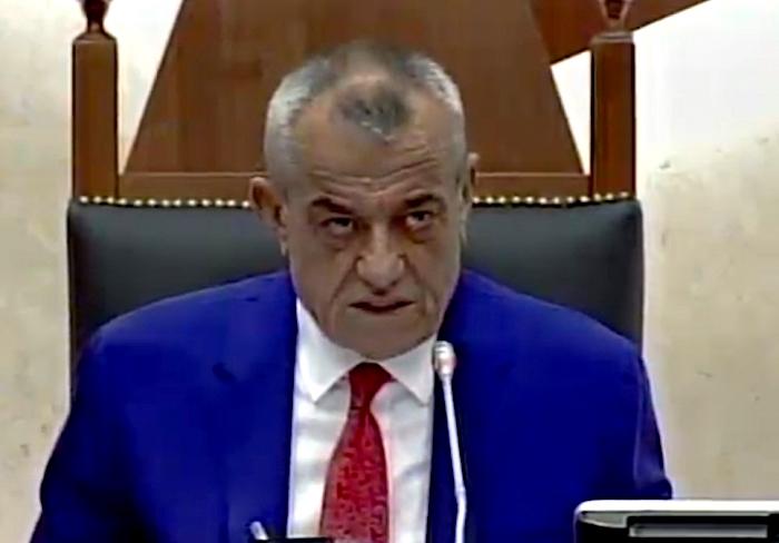 Ish Ministri i Brendshem i Diktatures -Kryeparlamentari - Gramoz Ruçi