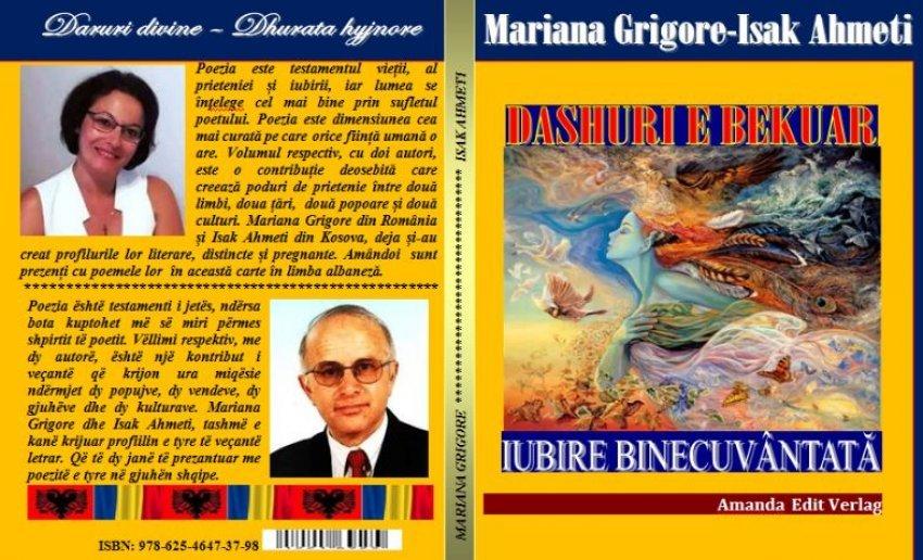 Isak Ahmeti i botuar ne rumanisht