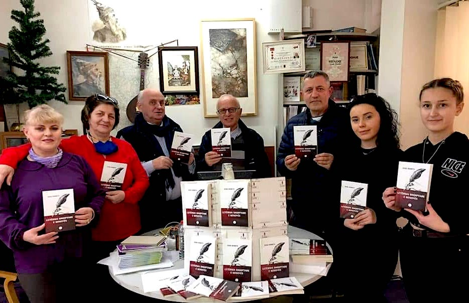"""Promovimi i librit të Prof. Isak Ahmetit:  """"Letërsia Shqiptare e Kosovës"""""""