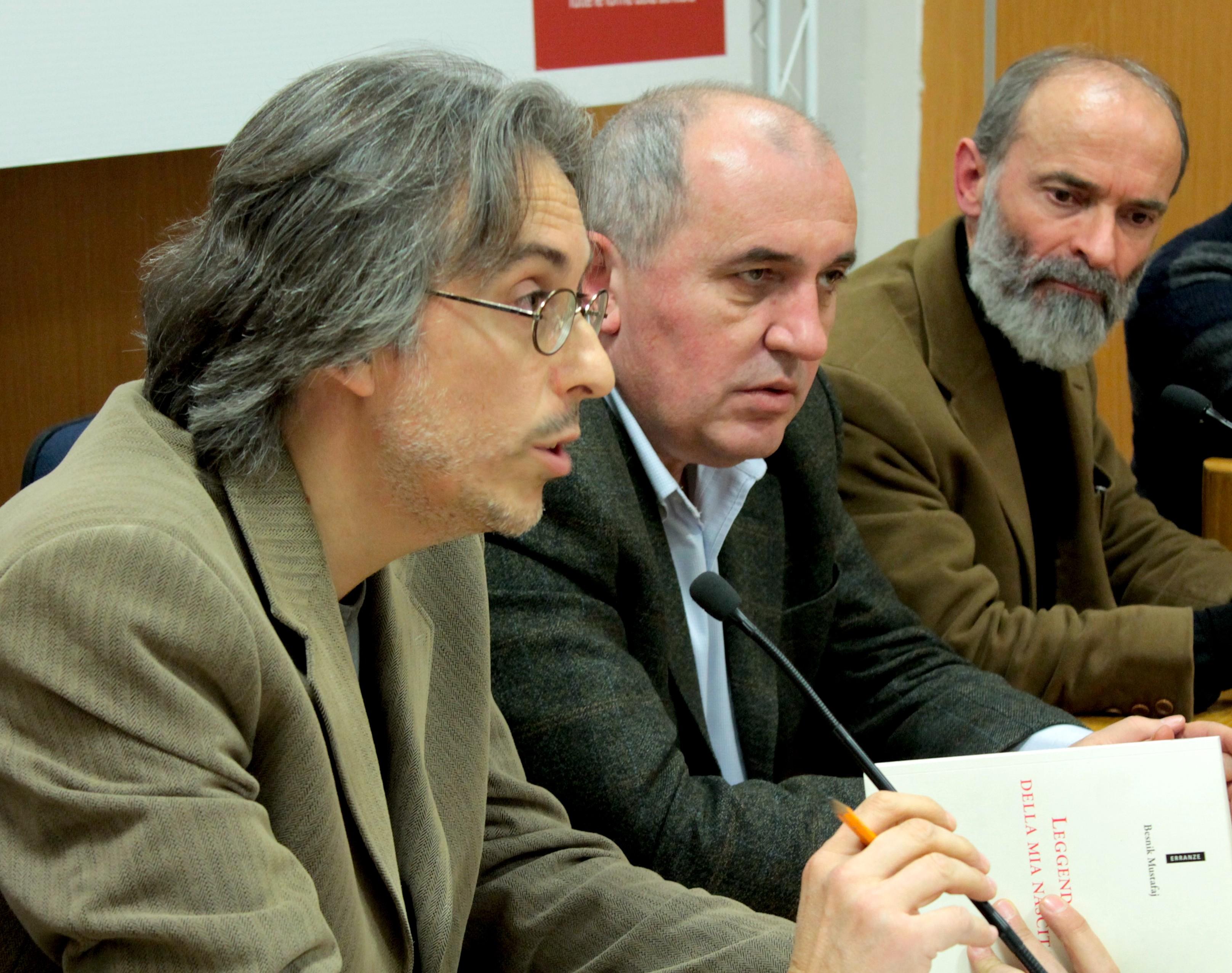 Besnik Mustafaj - 2006 Mantova