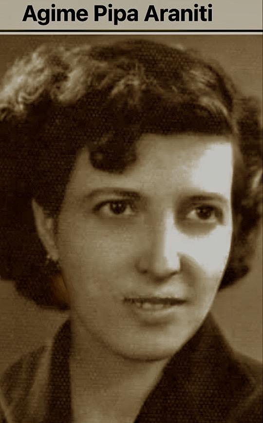 Agime Pipa (1923-2001)