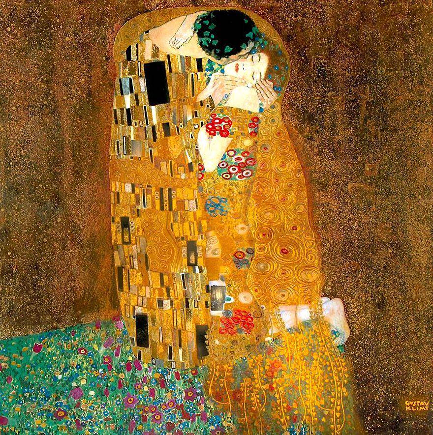Puthja - Gustav Klimt