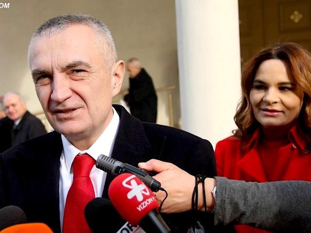Ilir Meta & Monika Kryemadhi