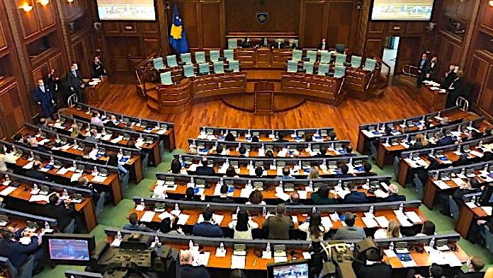 Parlamenti i Kosovës - 22 mar 2021