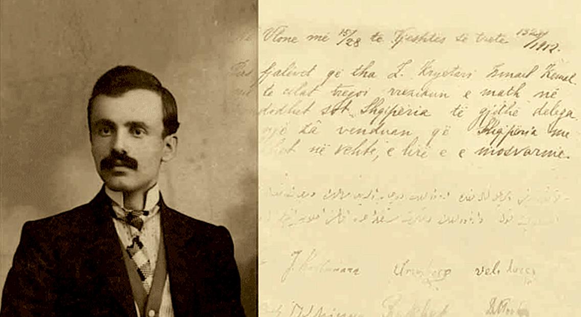 Mustafa Kruja në kohën e Pavarsisë