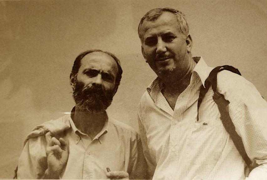 Gezim Hajdari & Józef Radi - 2006