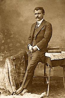 Mehdi Frashëri në vitin 1910