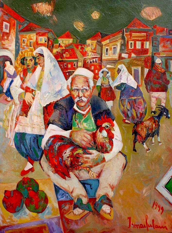 Ismail Lulani - Plaku me Gjel - 1999