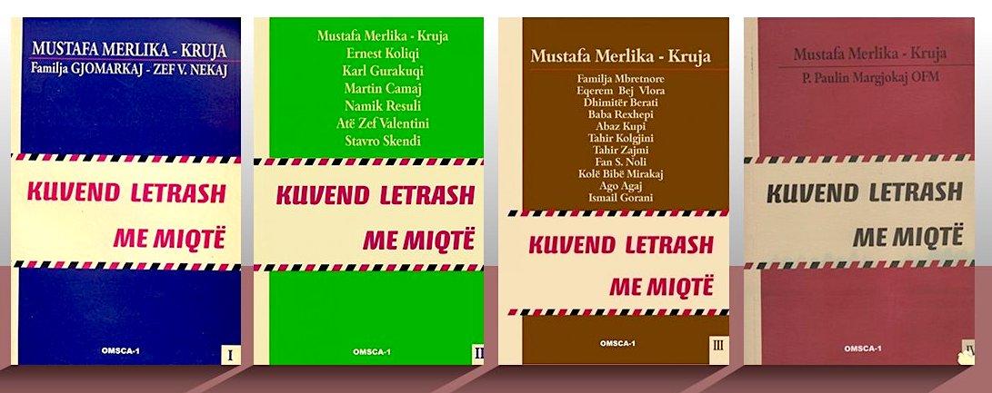 Mustafa Kruja - Kuvend me Miqte