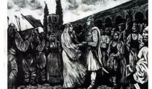 Dasma e Skënderbeut me Andronikën