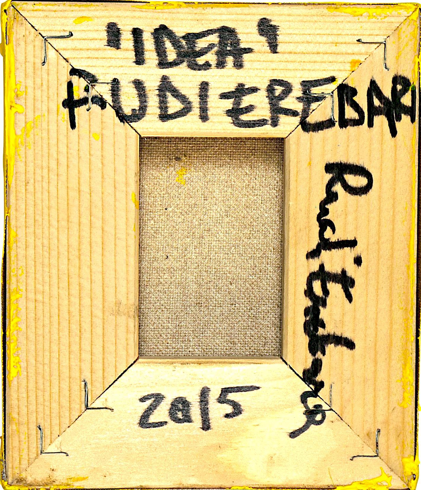 Rudi Erebara - Front