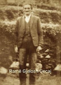 Rame Gjelosh Gecaj