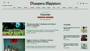 Portali Diaspora Shqiptare