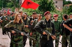 Ushtria çlirimtare e Kosoves