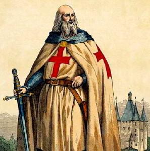Grand Maestro  i Tempullareve - Jacques de Molay