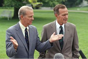Bush & Baker