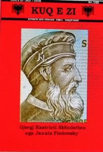 Revista Kuqezi - Nr.165 - Viti XXVIII