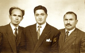 Kamber Alla, Shyqyri Biçaku, Isak Alla ne emigrim