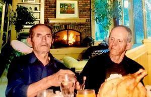 Dy Vellezerit Faik Alla (1943-2021) dhe Seit Alla (1941-2010)