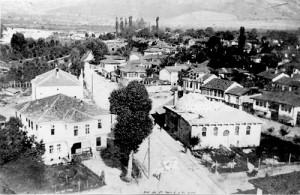 Pamje e Tetovës së Vjetër