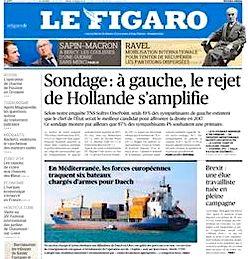 Gazeta Franceze - Le Figaro