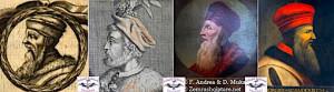 fig.20. Portrete të Skënderbeut me gojën paksa të hapur.
