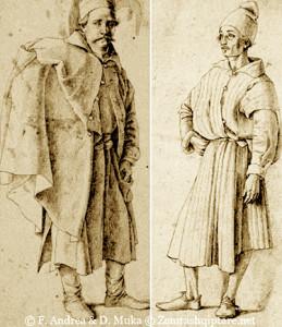 fig.8 .Bellini, Epiroti Petro Bua Spada dhe Djaloshi Arbër, 1480.