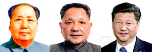 Kina në tri Etapa - nga Mao Ce Tung - te Teng Hsiao Ping - te Xi Jinping