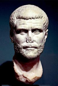 Mark Aureli (213-270) - Marcus Aurelius Claudius Augustus Gothicus