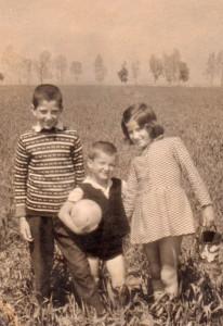 Savër 1967 - Tre fëmijët e Lazër Radit