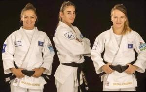 Çikat e Arta të Kosoves - Malinda Kelmendi, Sistria Krasniqi, Nora Gjakova
