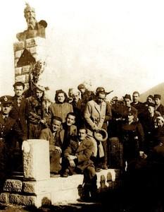 Skënderbeu i Paskalit në Kalanë e Kërçovës - Foto Neli