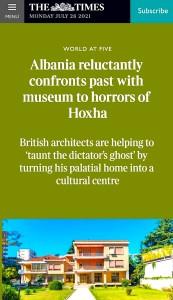 Vila e Diktatorit Hoxha
