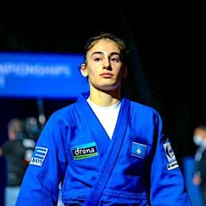 Nora Gjakova - Campione Olimpike e Tokios 2020